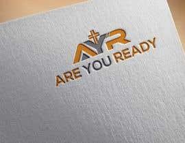 #124 for Are you Ready Logo af HabiburHR