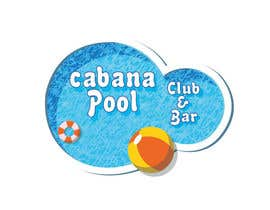 "#78 for Creative Abstract Logo for ""Cabana Pool Club & Bar"" by colorss"