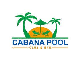 "#76 for Creative Abstract Logo for ""Cabana Pool Club & Bar"" by graphicsitcenter"
