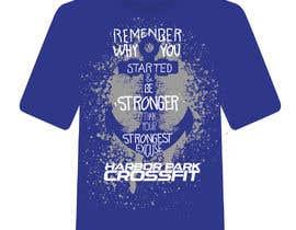 #84 for Design a T-Shirt by Maranovi