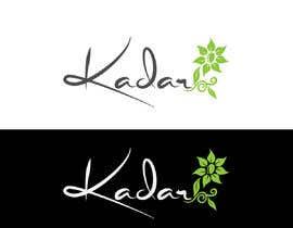 #41 untuk logo for kadar oleh Shaheen6292