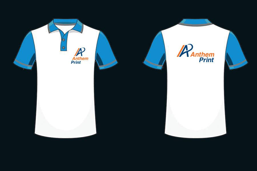 Contest Entry 20 For Design A Custom Company Shirt T Printing