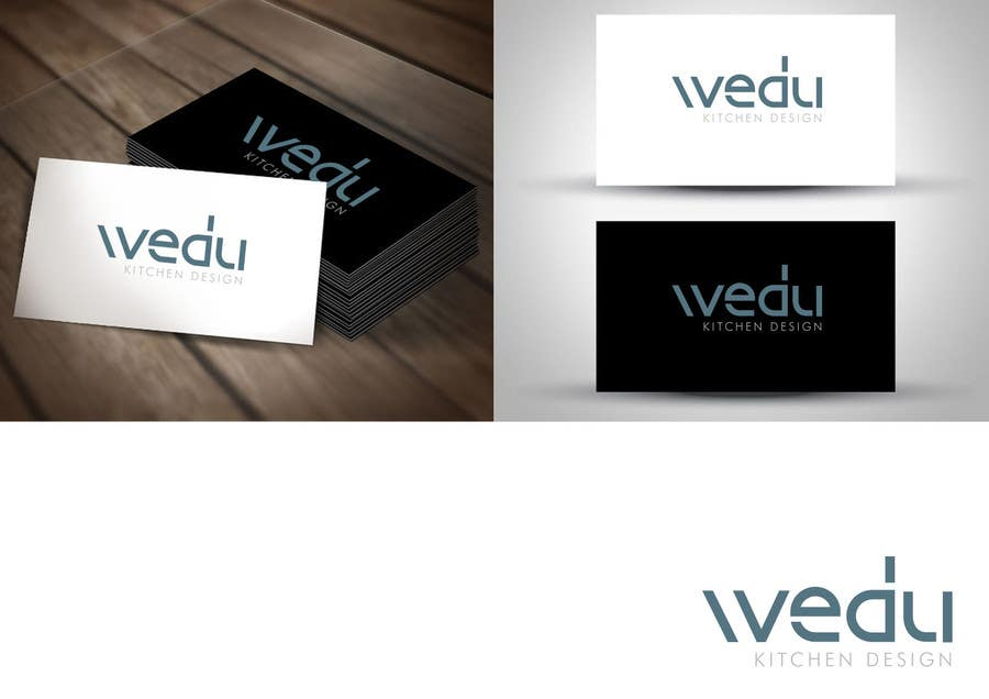 #118 for Logo Design for Wedu Kitchens by benpics