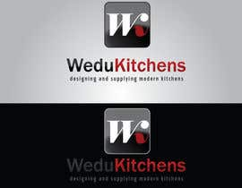nº 208 pour Logo Design for Wedu Kitchens par damirruff86