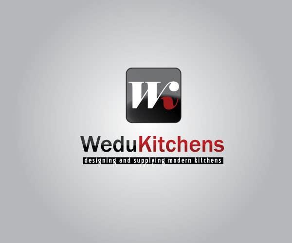 #207 for Logo Design for Wedu Kitchens by damirruff86