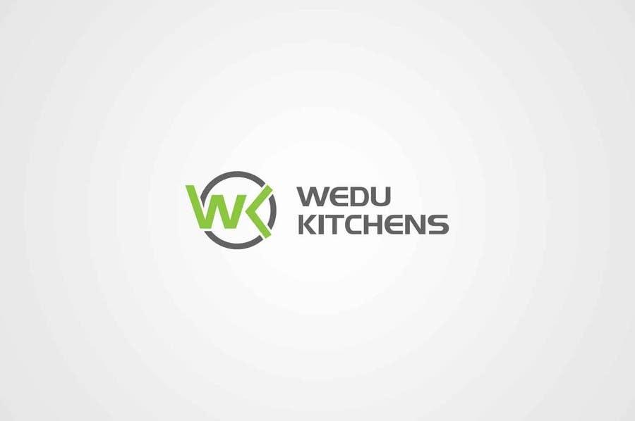 #211 for Logo Design for Wedu Kitchens by IzzDesigner