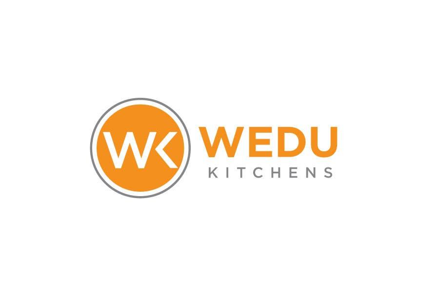 #163 for Logo Design for Wedu Kitchens by BrandCreativ3