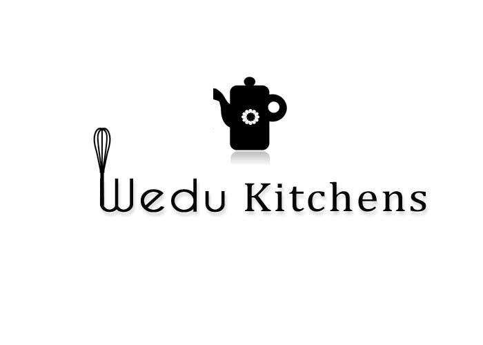 Kilpailutyö #249 kilpailussa Logo Design for Wedu Kitchens