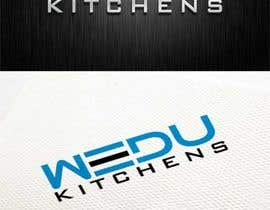 nº 228 pour Logo Design for Wedu Kitchens par trying2w