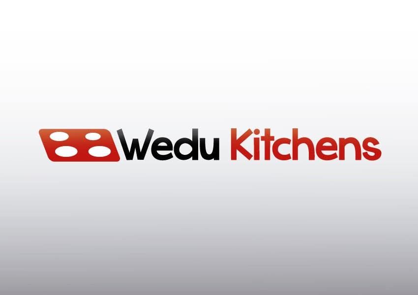 Kilpailutyö #227 kilpailussa Logo Design for Wedu Kitchens