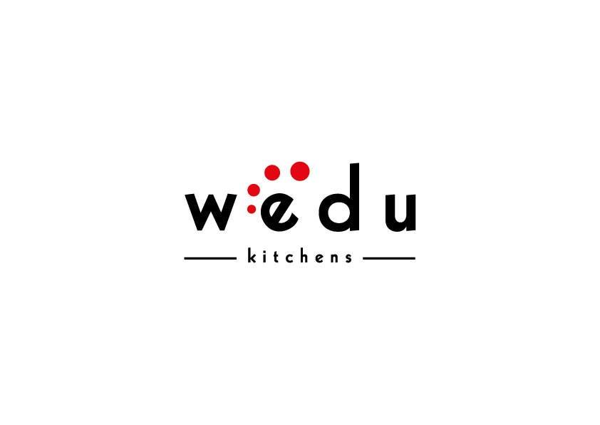 Kilpailutyö #86 kilpailussa Logo Design for Wedu Kitchens
