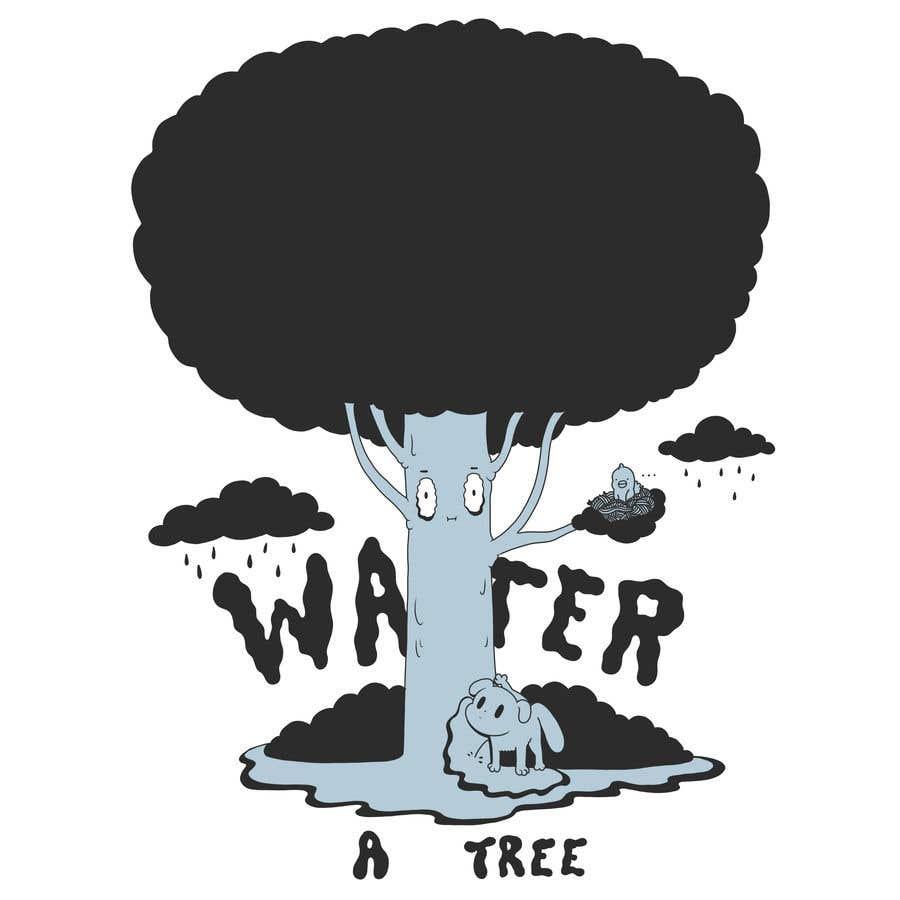 Entry 34 By Devonharrah For Tree Hugger Art Freelancer