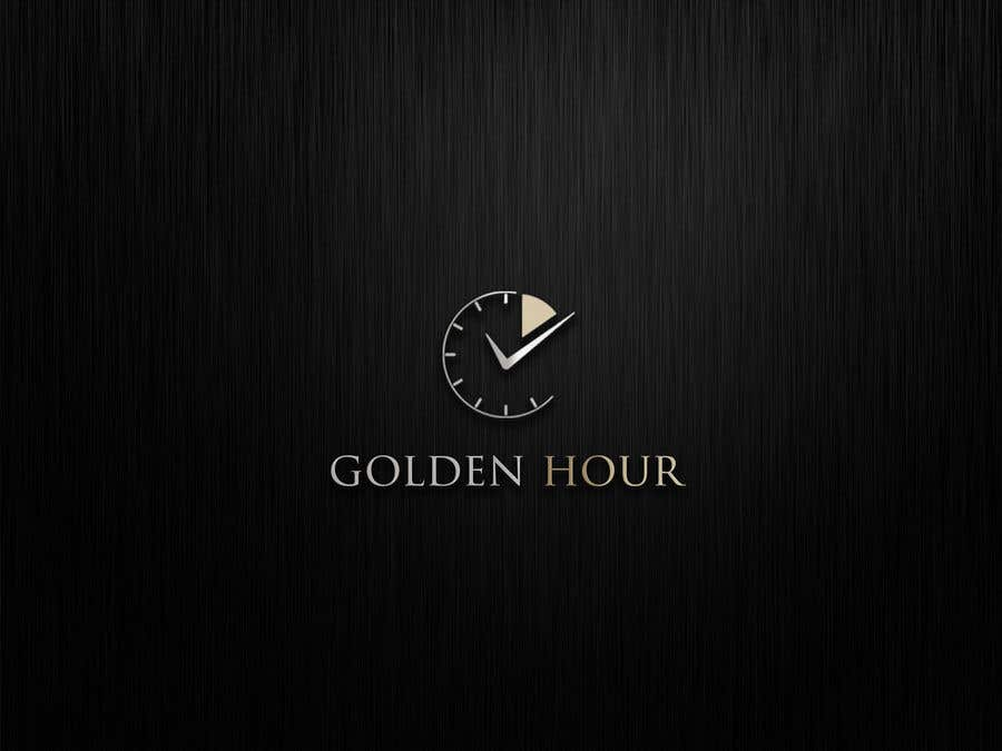 Contest Entry #42 for Golden hour (logo & app icon)
