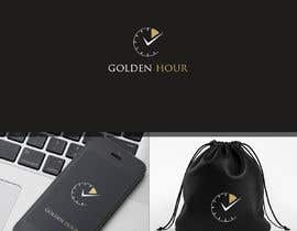 #43 for Golden hour (logo & app icon) by EdesignMK