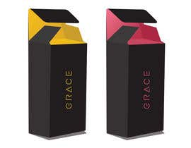 #22 cho Design Luxury Style 3D box for Aesthetic Product bởi biswajitgiri