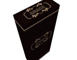 #19 cho Design Luxury Style 3D box for Aesthetic Product bởi KvitkaArch
