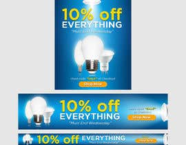 #78 cho Design 3 Banners - 10% OFF Everything bởi jhess31