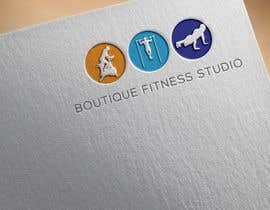 #164 for Fitness Boutique Studio Looking for a Logo! by mi996855877