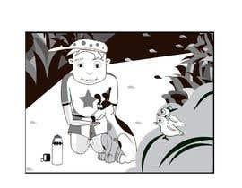 #5 for Book illustrations af alvinnelsonn