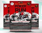 Graphic Design Contest Entry #41 for Inuagural poker run flyer