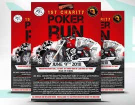 #41 for Inuagural poker run flyer by satishandsurabhi
