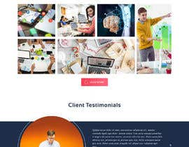 #11 for Design a wordpress website for IT consulting firm af saidesigner87