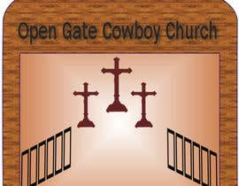 #15 for Design a Logo For A Cowboy Church by avi8867