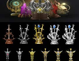 #21 for Creation of visuals - Trophies by Txm24