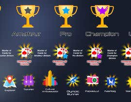 #16 for Creation of visuals - Trophies by Samliam
