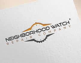 #16 cho Desig a logo for Neighborhood Watch Repair Company bởi MdImran1717