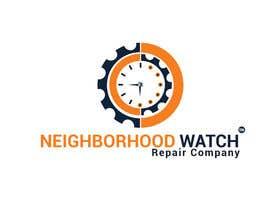 #18 cho Desig a logo for Neighborhood Watch Repair Company bởi taseenabc