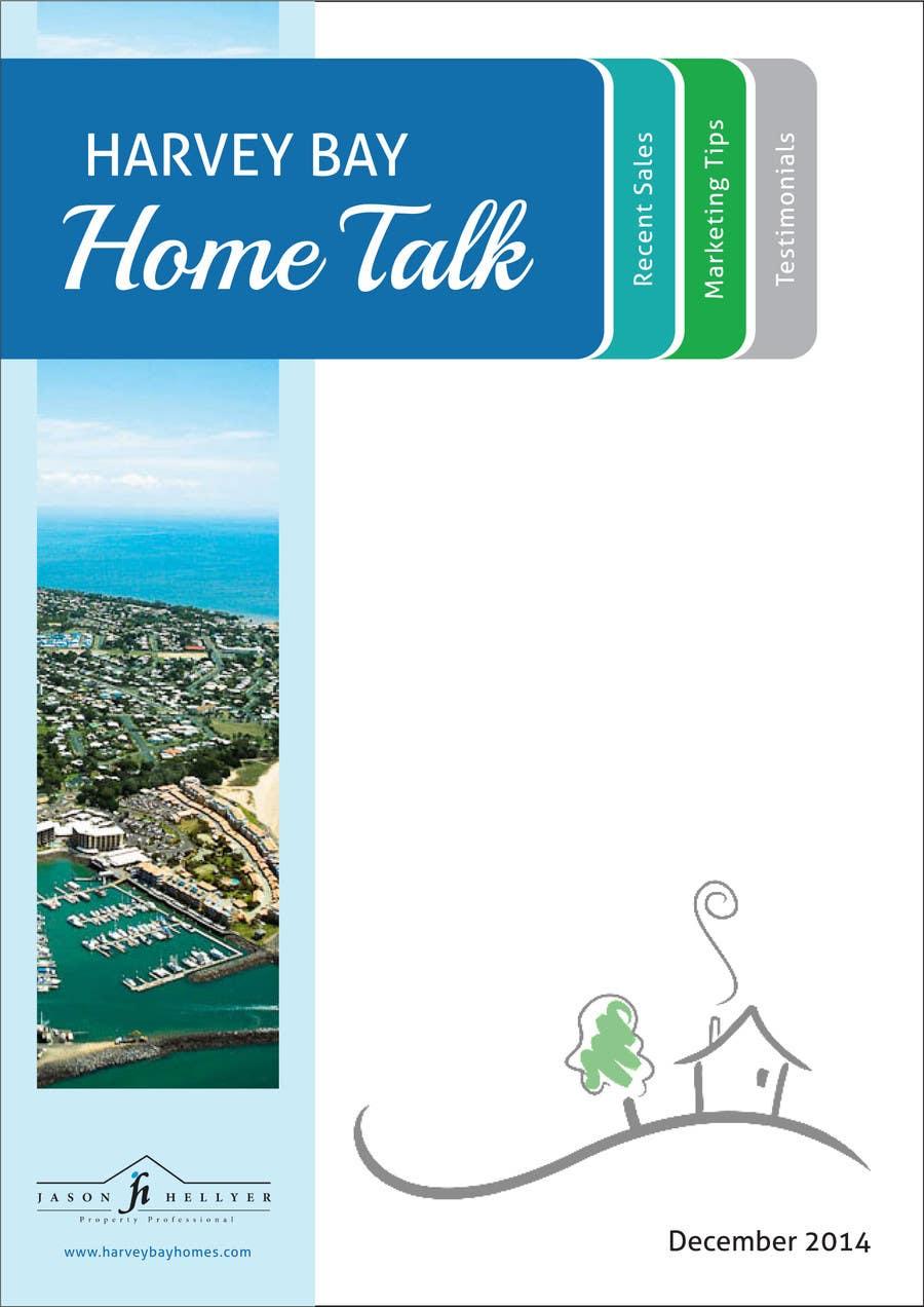 Bài tham dự cuộc thi #                                        6                                      cho                                         Real Estate Newsletter/Brochure