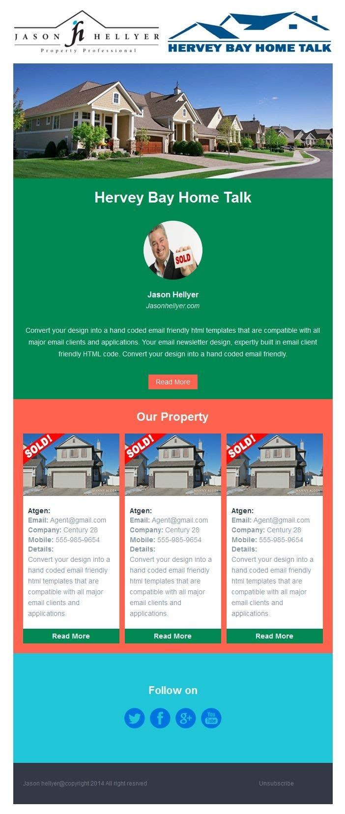 Bài tham dự cuộc thi #                                        13                                      cho                                         Real Estate Newsletter/Brochure