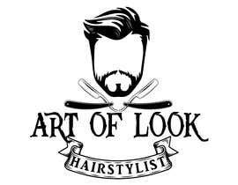 "salimbargam님에 의한 Logo Design ""Art of Look"" - Hairstylist을(를) 위한 #20"