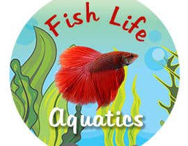 #21 for Logos and Channel Art - Fish Life Aquatics by JethroFord