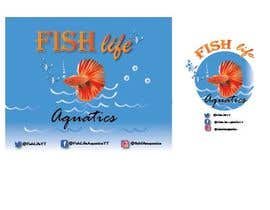 #19 for Logos and Channel Art - Fish Life Aquatics by olafekri