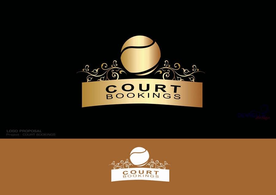Inscrição nº 205 do Concurso para Corporate Identity Design for Courtbookings.com.au