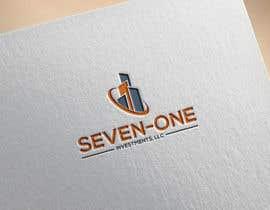 #40 cho Design a Logo for Seven-One Investments, LLC bởi abdulahadrubd