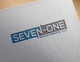 #122 cho Design a Logo for Seven-One Investments, LLC bởi Monirujjaman1977