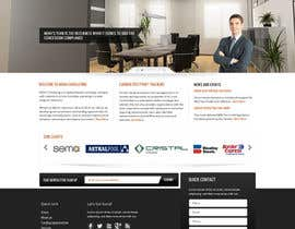 #34 para Website Design for NOAH Consulting por Pavithranmm