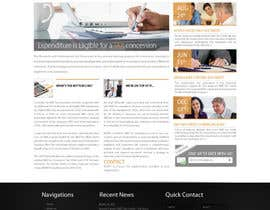 #36 para Website Design for NOAH Consulting por datagrabbers