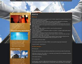 #89 cho Website Design for NOAH Consulting bởi peaceonweb