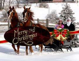 #16 para Family Christmas Card - Have fun with it! por ynnaadams