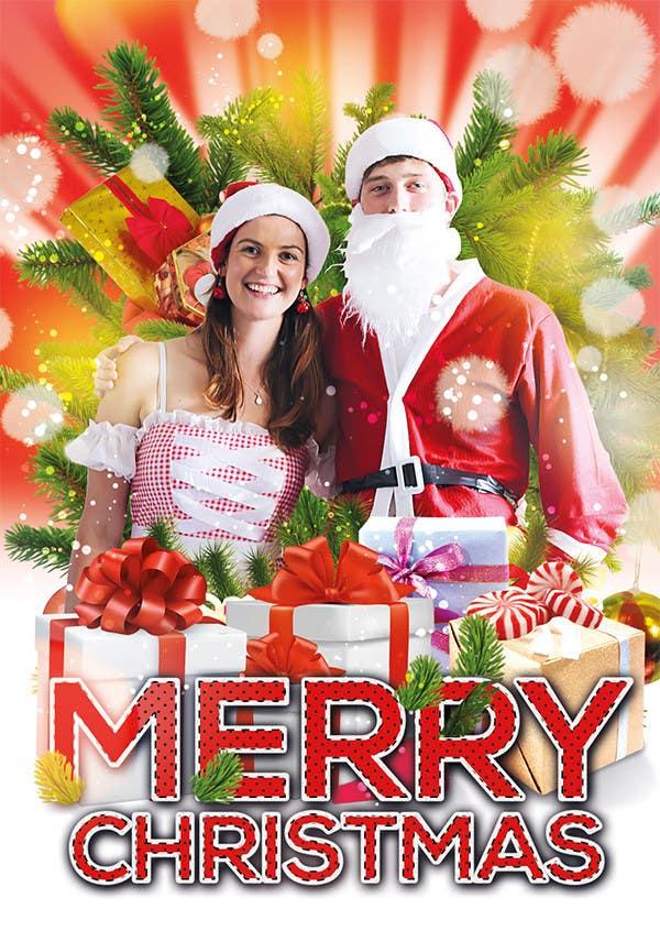 Bài tham dự cuộc thi #                                        43                                      cho                                         Family Christmas Card - Have fun with it!
