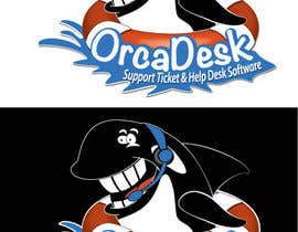 #11 untuk Logo Design is required for software company called OrcaDesk. (related to support ticketing systems) oleh 1279283555_d1350