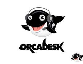 #15 untuk Logo Design is required for software company called OrcaDesk. (related to support ticketing systems) oleh benpics