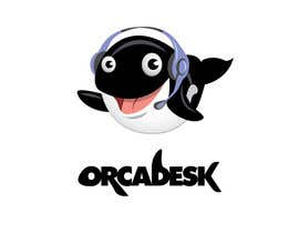 #26 untuk Logo Design is required for software company called OrcaDesk. (related to support ticketing systems) oleh benpics