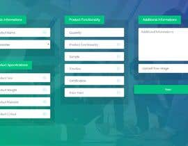 #10 for Design responsive web form by boushib
