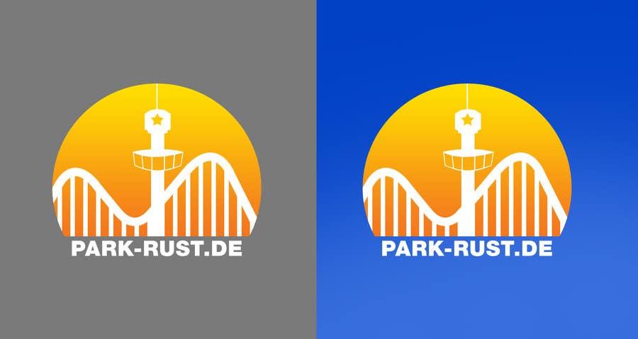 Proposition n°                                        18                                      du concours                                         Logo design for theme park fanpage
