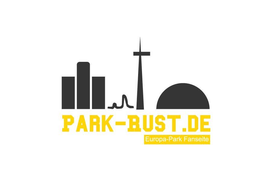Proposition n°                                        15                                      du concours                                         Logo design for theme park fanpage